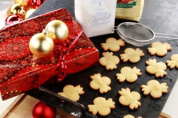 Pleamle Kekse als ideale Weihnachtsbäckerei