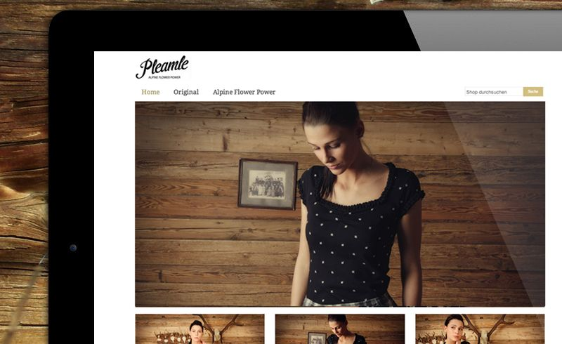 Pleamle Online-Shop